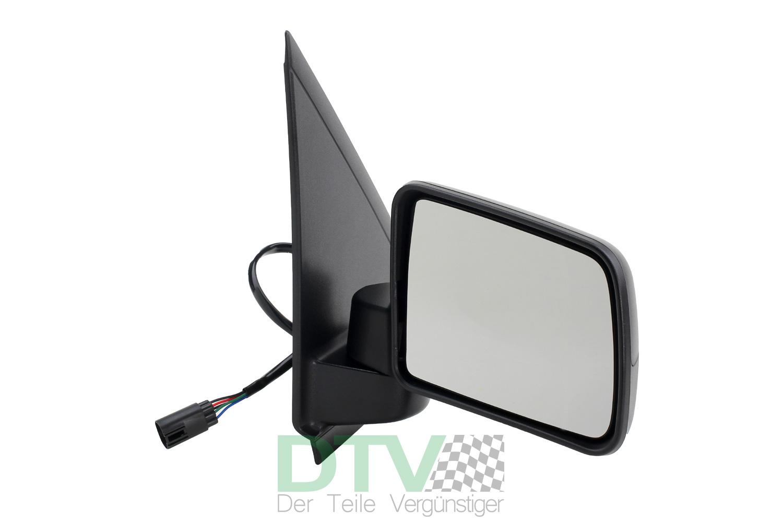 Spiegelglas rechts FORD TRANSIT CONNECT TOURNEO CONNECT bis 04//2009 heizbar