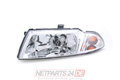 Scheinwerfer H4 klarglas links Mitsubishi Carisma DA