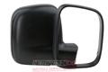 Außenspiegelabdeckung rechts schwarz VW Caddy 2KJ 04-