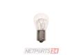 10x Glühlampe 12V 21W weiß Sockel BA15s (180°)