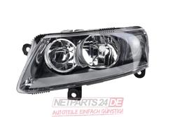 Scheinwerfer H7/H1 Audi A6 (4F) ab 05/04- links NEU
