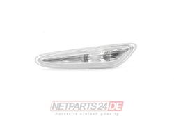 Seitenblinker, Blinker weiß links  BMW E46 -01/05 NEU