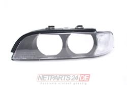 Abschlußscheibe/Blinkleuchte Scheinwerfer BMW E39 links