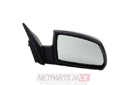 Außenspiegel Spiegel rechts, lackierbar, Kia Rio (JB) 03/05-