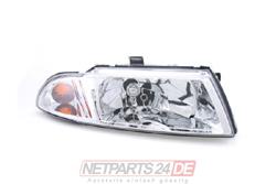 Scheinwerfer H4 klarglas rechts Mitsubishi Carisma DA