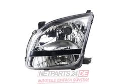 Scheinwerfer H4 links Suzuki IGNIS (MH) ab 09/03-