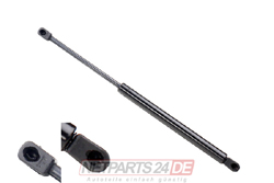 2x Gasfeder Koffer-/Laderaum VW Golf V Schrägheck (1K) 10/03-