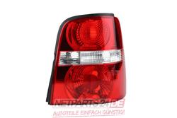 VW Touran (1T) Heckleuchte Rücklicht außen rechts 03-06
