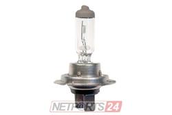 10x Glühlampe H7-LONGLIFE 12V 55W Sockel PX26d