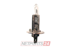 10x Glühlampe H1 12V 55W Sockel P14,5s