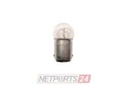 10X Glühlampe 12V 5W Sockel Ba15s