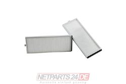Partikelfilter Innenraumfilter Set Hyundai Getz 09/02-