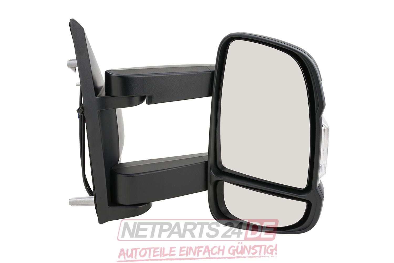 Spiegel Peugeot Boxer : Außenspiegel spiegel seitenspiegel rechts schwarz peugeot boxer 3