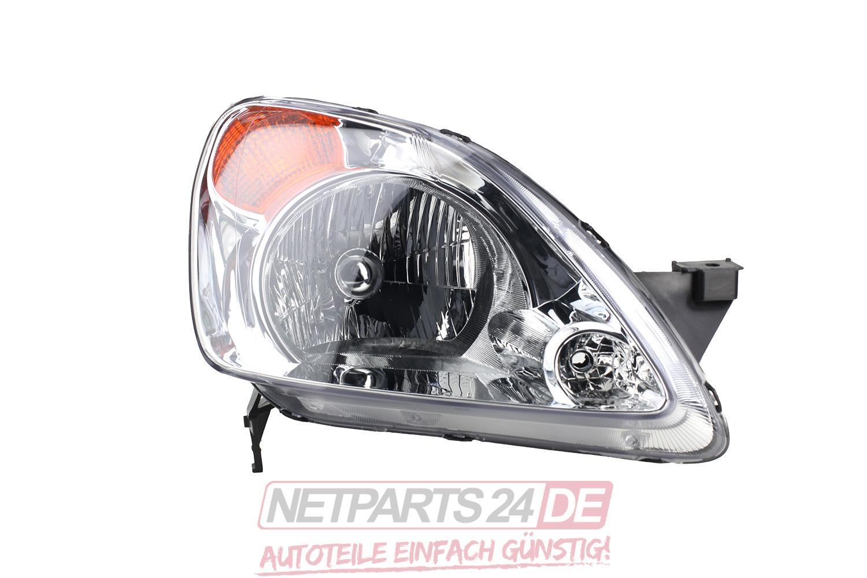 Scheinwerfer Set rechts /& links für Honda CRV 02-04 LWR